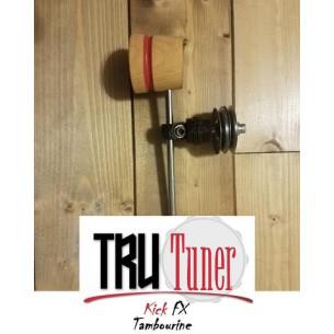 TRU TUNER : Kick FX Tambourine