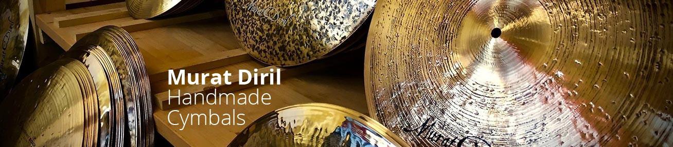 MURAT DIRIL Cymbals