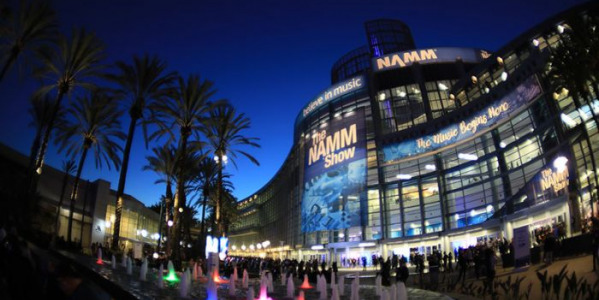NAMM - Los Angeles (USA) - JANUARY 16–19, 2020